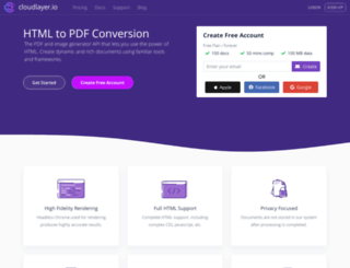 pdftoolz.com screenshot