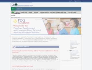 pdg.grads360.org screenshot