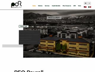 pdrutah.com screenshot
