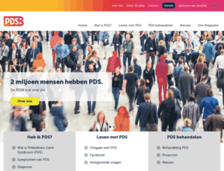 pdsb.nl screenshot