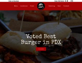 pdxsliders.com screenshot