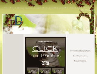 pdz.yolasite.com screenshot