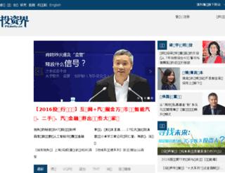 pe.pedaily.com.cn screenshot