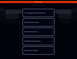 peachesandsalt.com screenshot