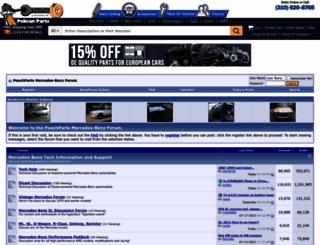 peachparts.com screenshot