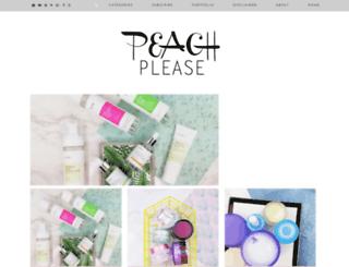peachplz.blogspot.co.il screenshot