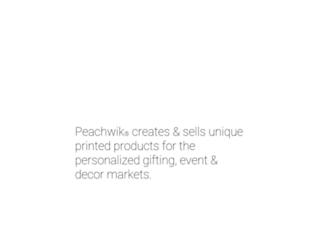 peachwik.com screenshot