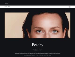 peachy23.com screenshot