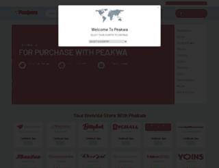 peakwa.com screenshot