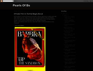 pearlsofbs.blogspot.com screenshot
