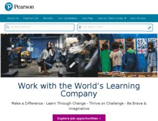 pearson-customerservice.jobs screenshot