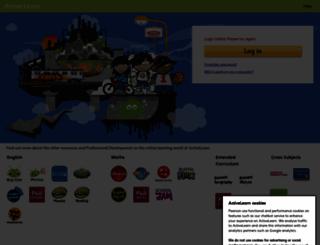 pearsonbugclub.com screenshot