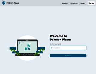 pearsonplaces.com.au screenshot