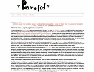 peasinapod.typepad.com screenshot