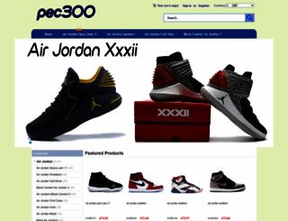 pec300.com screenshot