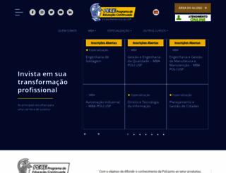 pecepoli.com.br screenshot