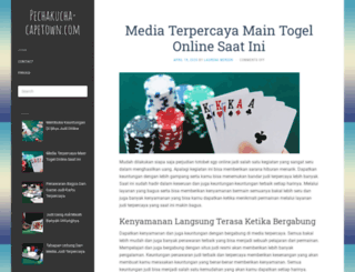 pechakucha-capetown.com screenshot