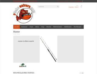 pecheunivers.com screenshot
