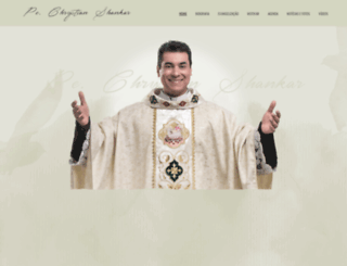 pechrystianshankar.com.br screenshot