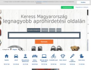 pecs.olx.hu screenshot