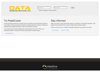pedalcoach.linkedrive.com screenshot