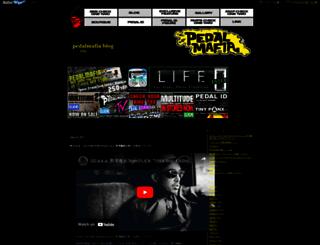 pedalmafiablog.livedoor.biz screenshot