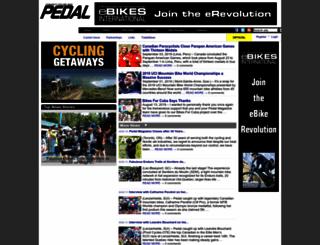 pedalmag.com screenshot