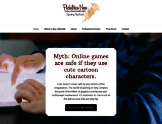 pediatricsnow.com screenshot
