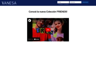 pedidos.intravd.com.ar screenshot