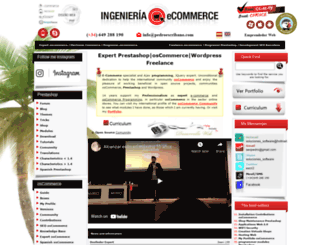 pedroescribano.com screenshot