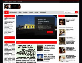 pedroitb.blogspot.com.br screenshot