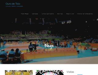 pedromigao.com.br screenshot