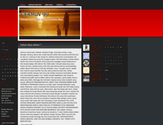 pedulihati.wordpress.com screenshot