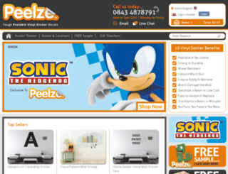 peelze.kukiventures.com screenshot