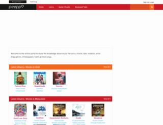 peeppi.com screenshot