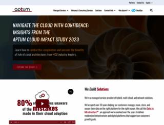 peer1.com screenshot