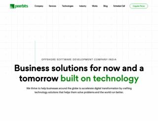 peerbits.com screenshot