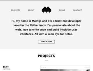 peerboom.nl screenshot