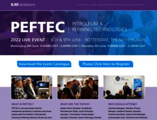 peftec.com screenshot