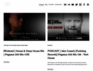 pegasus303.com screenshot