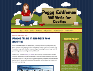 peggyeddleman.blogspot.com screenshot