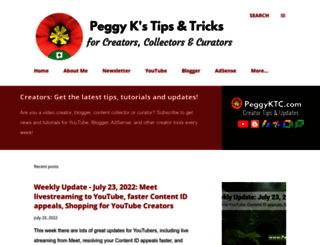 peggyktc.com screenshot