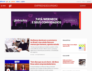 pegntv.globo.com screenshot