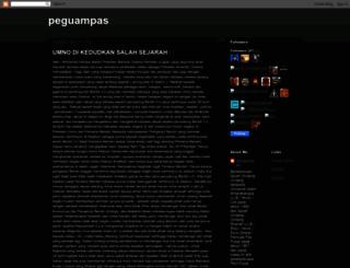 peguampas.blogspot.com screenshot