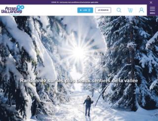 peisey.com screenshot