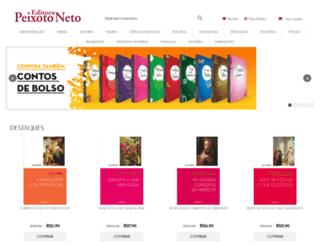 peixotoneto.com.br screenshot