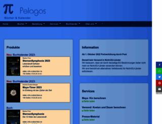 pelagos.at screenshot