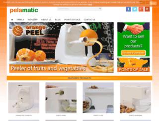 pelamatic.com screenshot