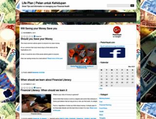 pelanhayat.wordpress.com screenshot