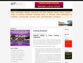 pelatihan-yogyakarta.com screenshot